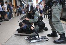 【止暴制亂】政府擬借調各紀律部隊任「特別任務警察」 協助非前線抗暴力工作