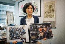 【外部勢力】英外相指港警用實彈「不成比例」葉劉:批評不公道無事實根據