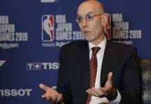 NBA總裁撐莫雷「支持香港」屬言論自由 中國反制停播季前賽