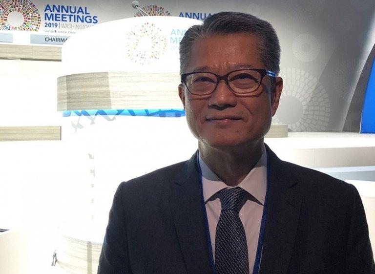陳茂波稱政府正研究推出減輕各行業壓力的第三輪紓緩措施。