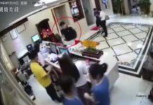 深圳警方公開片段 證鄭文傑三度光顧會所