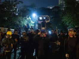 【面對市民】警方指多間大學變暴徒基地 若惡化必然處理