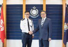 獲國務院任命為香港警務處長 鄧炳強:沿用監警會調查警方執法最好