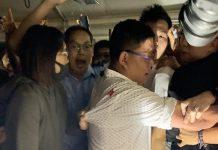 【暴亂不止】科大內地生校園遭「私了」 中聯辦強烈譴責