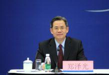 【外部勢力】外交部召美大使  抗議國會通過香港人權法
