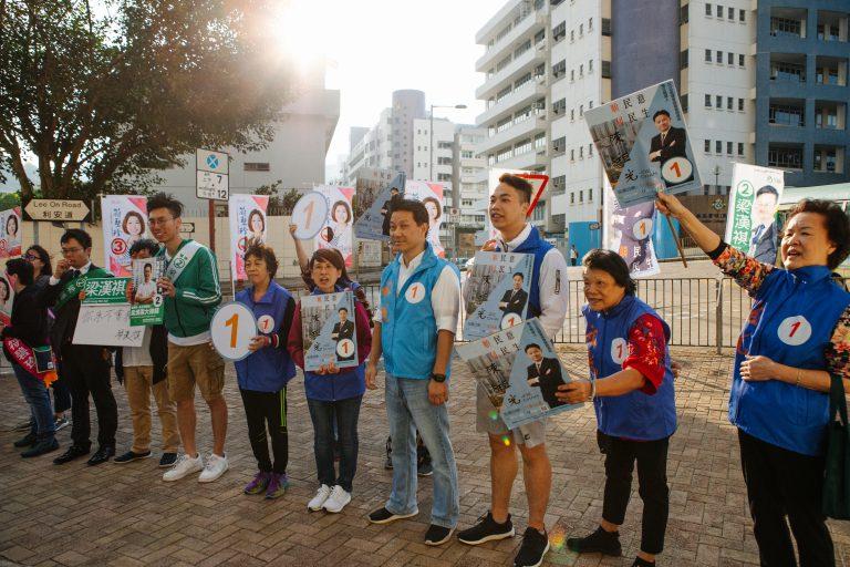 陳祖光形容,未來會繼續天真,服務居民。