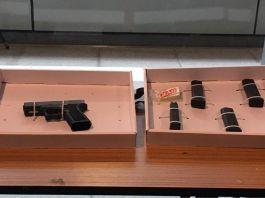 【止暴制亂】大遊行前夕 警搜獲真槍實彈拘11人