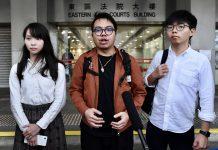 香港眾志放棄「自決」綱領?錯了! 文 : 陳凱文