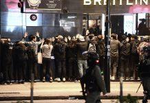 【止暴制亂】警方改用新戰略「大圍捕」 「速龍」主動出擊拘400人