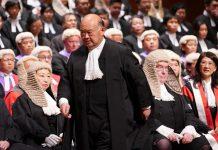 【暴亂不止】馬道立:尊重他人不能使用武力 司法行使公義