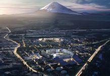 豐田將興建智能城市