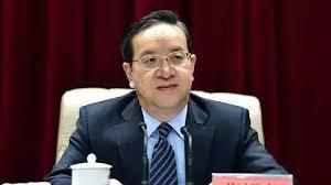 蔣超良不再擔任湖北省委書記。