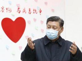 習近平等中央政治局七常委捐款支持疫情防控