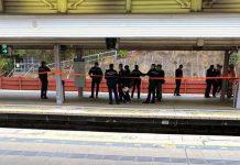 【暴力不止】大埔墟站發現可疑物一度封閉