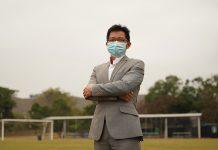 【封面故事】(2) 鳳溪小學校長朱偉林 沙士期間專責學校防疫工作
