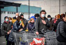 【新型肺炎】歐洲疫情嚴峻 威尼斯嘉年華腰斬 意大利現搶購潮