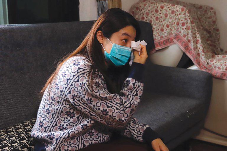 李姑娘當年見證最後一批沙士病人走出病房重新生活。