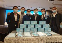 【新型肺炎】本港NGO團體自產口罩 首月30萬個助基層