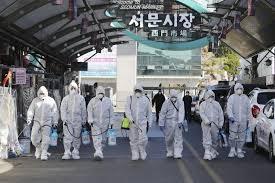 南韓自周五起,要求從美國入境人士居家隔離14天。