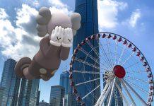 KAWS大玩擴增實境技術 搞跨地域展覽《EXPANDED HOLIDAY》