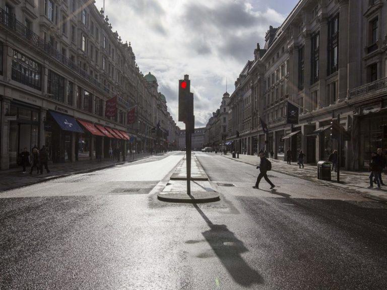 英國給予BNO持有人居留權,圖為倫敦。