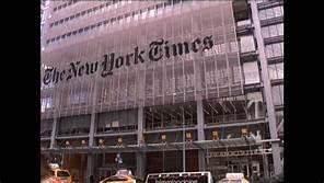 美國三大報館聯署,促華撤銷驅逐記者決定。