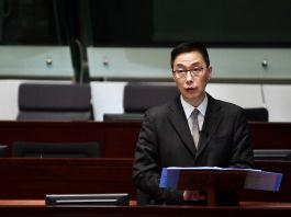 【止暴制亂】楊潤雄:反修例期間1,000中學生、80教師及教學助理被捕
