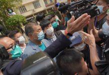 外國勢力包庇黎智英 香港須守住法治底線 文 : 文武