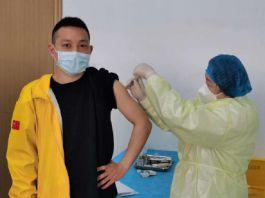 【新型肺炎】新冠疫苗接種志願者 全部產生抗體健康出院