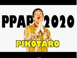 全球抗疫 PIKO太郎推洗手版《PPAP》