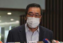 內會選主席有保安受傷 梁君彥指己報警處理