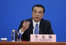 【國安法】李克強指立法表明要使一國兩制行穩致遠