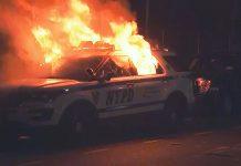 【美暴浪潮】美國警暴引發全國騒亂 30城市近1400人被捕