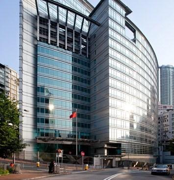 外交部駐港派特員公署發聲明,嚴斥外國對香港事務橫加干預。