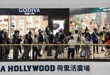【止暴制亂】陳茂波:暴力衝突持續扼殺商戶僅有生存空間