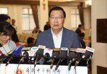 【國安法】譚耀宗認為議員或參選若反對國安法 應取消資格