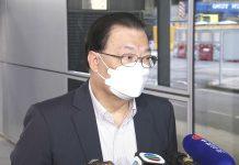 【國安法】譚耀宗:維護國安公署由中央授權設立 不受基本法22條約束