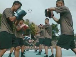 解放軍駐港部隊搏擊集訓 提升快速應變制敵能力