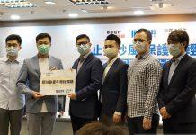 【止暴制亂】鄧炳強:部分年輕人被利用違法  變成本土恐怖主義危害國家安全