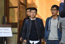 是政治迫害,還是罪犯 文 : 陳祖光