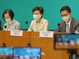 香港疫情失控考驗「一國兩制」 文 : 吳桐山