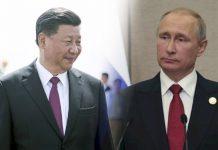 普京語習近平:俄方堅定支持中方在香港維護國家安全的努力