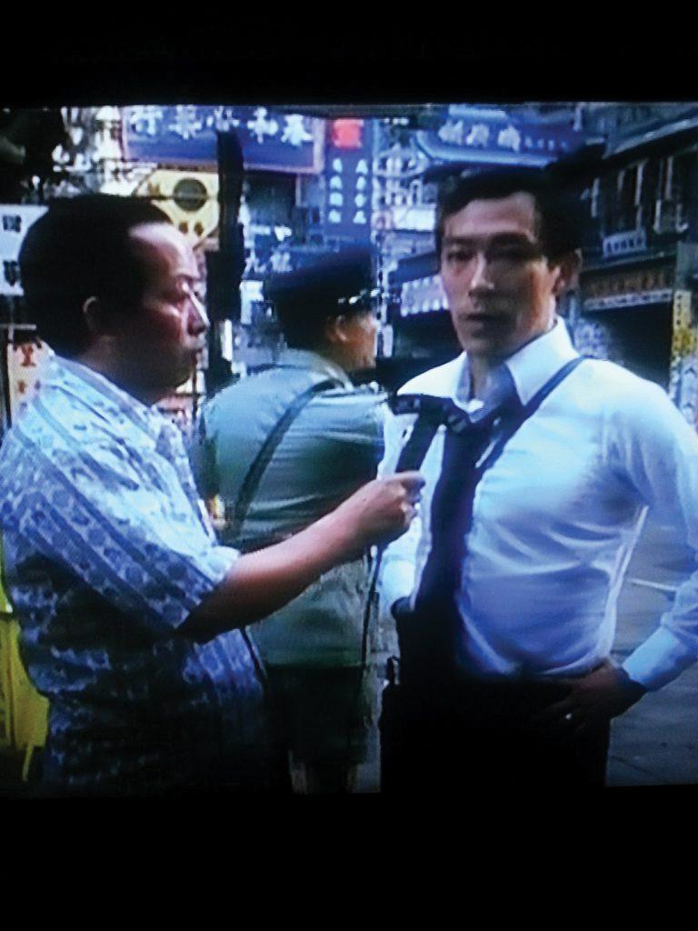 1974 寶生銀行香港開埠第一宗械劫銀行及脅持人質案件,陳欣健時為旺角區刑事偵緝總督察。