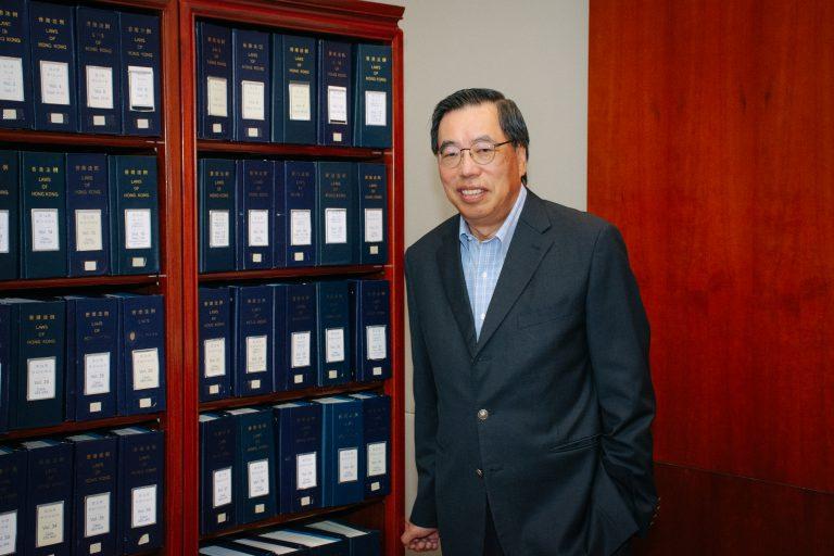 梁君彥沒有為自己過去4年的表現評分,認為最重要是盡力去做。