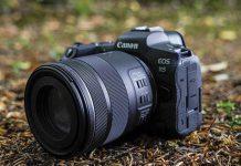 全片幅無反旗艦機 Canon EOS R5 強勢出擊