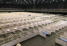 【新型肺炎】亞博「方艙醫院」最快明日啟用 首階段將提供約500張病床