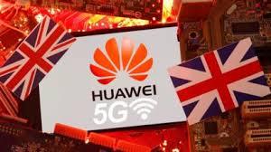 英國政府昨日正式禁止中國電訊設備商華為,參與當地5G網絡建設。