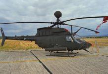 台灣漢光演習一架直升機墜毀 2軍官身亡