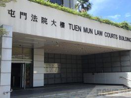 【止暴制亂】律政司就屯門燒國旗案上訴  咖啡師改判入獄5周