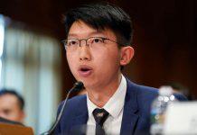 【國安法】傳民間外交網絡前發言人張崑陽潛逃英國